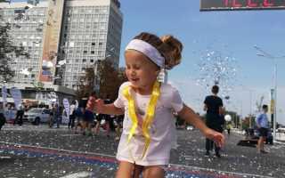 Как малышка скохлеарными имплантами полюбила бег
