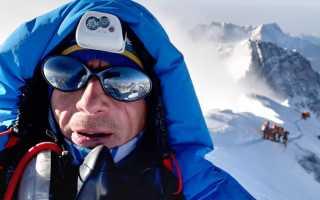 Интервью с Валентином Сипавиным. Восхождение на Эверест