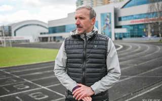 Тренер по бегу Сергей Довыдько о том, как начать бегать