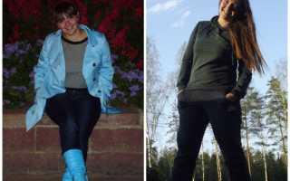 Похудела на 30 кг, когда начала ходить по вечерам. История Светланы из Лепеля