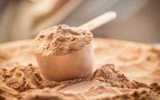 Как выбрать протеин для набора мышечной массы и при похудении