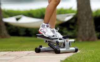 Как правильно заниматься на кардиотренажере для ходьбы степпер