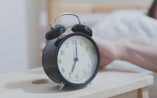 Как недосып влияет на мозг